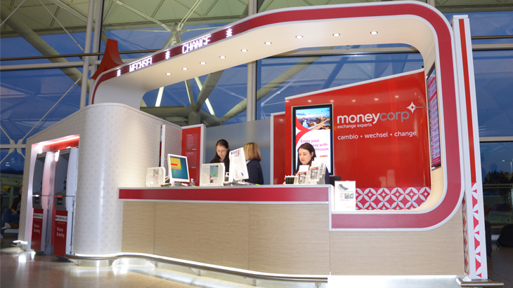 Moneycorp at Stansted