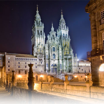 Santiago de Compostela Image